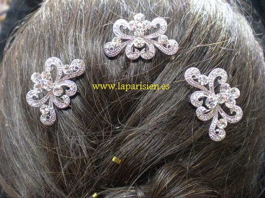 Wedding Hair sticks nº23.