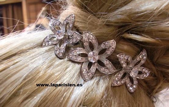 Wedding Hair sticks nº 11.