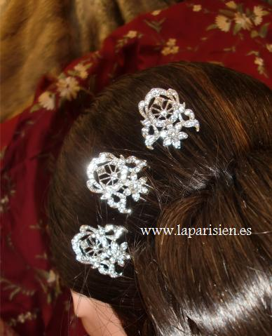 Wedding Hair sticks nº 9
